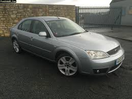 2004 53 ford mondeo 2 0 tdci zetec s diesel hatchback 6 speed