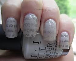 the polished medic newspaper nails without alcohol vodka