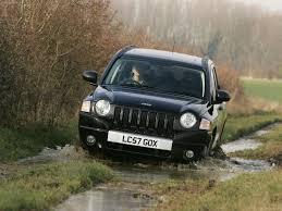 jeep compass uk 2007 pictures information u0026 specs