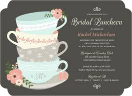 tea party bridal shower invitations shower ideas the purse from purpletrail
