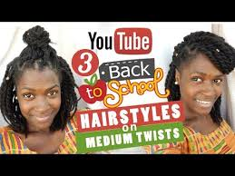 Cute and Easy Back to School Natural Hairstyles Collab                                               Dating Advice For Men Forum