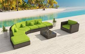 Wicker Sectional Patio Furniture by Las Vegas Patio Furniture Gabrielle Viro Outdoor Wicker Round