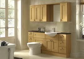 Wood Bathroom Furniture Shades Bathrooms