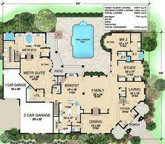Luxary Home Plans Plan 23624jd Luxurious Contemporary House Plan Contemporary