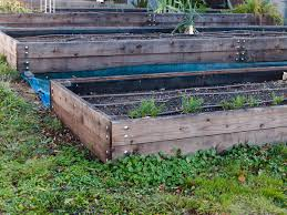 Pvc Raised Garden Bed - how to build raised garden beds if you u0027re cheap and lazy