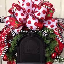 Christmas Mailbox Decoration Ideas Christmas Lights Outside Decoration Ideas Decorations Images Of