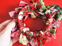 creative reveries no sew christmas wreath ornament tutorial