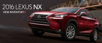 lexus suv 2016 nx lexus dealer in springfield new u0026 used lexus cars for sale