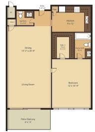 Ellington Floor Plan Ellington Rentals Miami Fl Apartments Com