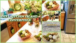 kitchen island centerpiece creative glam diy kitchen island centerpiece youtube