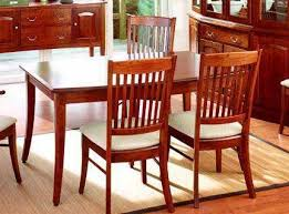 Maple Dining Room Sets Solid Wood Dining Room Set Solid Wood Furniture Solid Wood