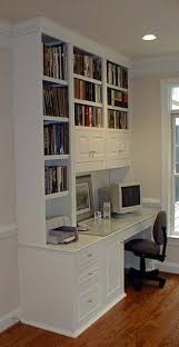 Computer Desk Built In with White Cabinet Computer Desk Built In Ideas In A Home Pinterest
