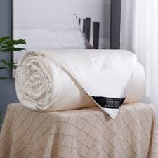 Silk Filled Duvet Review All Season Silk Duvet With Cotton Shell