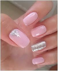 100 delicate wedding nail designs pink glitter nail nail and