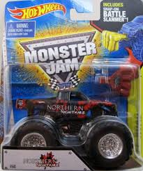 monster jam monster truck amazon com 2014 wheels monster jam northern nightmare truck
