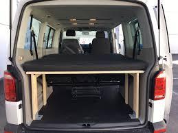 volkswagen caravelle trunk volkswagen caravelle furgonetes camper