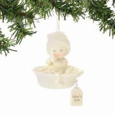 snowbaby ornaments the mouse