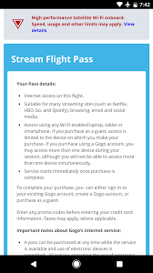 Gogo Inflight Texting by Gogo High Speed Streaming Service Work With One Plus Tmobile