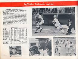 lot detail 1968 st louis cardinals yearbook w 27 signatures