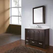 52 Bathroom Vanity Cabinet by 48 Inch To 56 Inch Wide Bathroom Vanities Bathvanityexperts Com