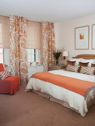orange bedroom curtains pretty paisley curtains in bedroom traditional with paisley next