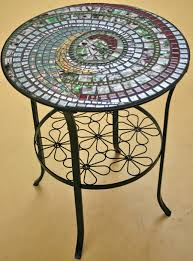 Tile Bistro Table Tiles Mosaic Bistro Table For Your Outdoor Furniture Bistro