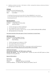 Ad Operations Resume Ad Resume