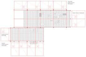 van der rohe u0027s farnsworth house geometric analysis on behance