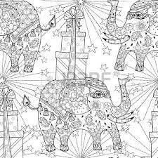 circus elephant sketch stock photos u0026 pictures royalty free