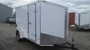 enclosed trailer exterior lights 6 x12 titan enclosed trailer by stealth lawrence motorsports