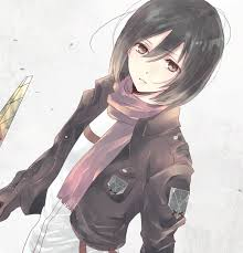 mikasa http www thenewsin com games attack on titan first images