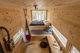 tiny house rental new york now you can rent a tiny house in the woods real simple