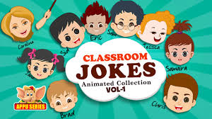 funny classroom jokes animated collection vol 1 youtube