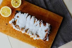 veganer zitronen mohn kuchen zucker jagdwurst