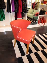 Kate Spade Furniture Chair In Kate Spade Store In Southcoast Plaza Love The White
