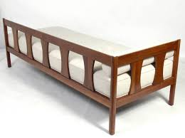 Mid Century Daybed Mid Century Modern Walnut Daybed Duplicate Witke Design
