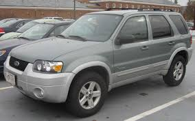 ford crossover escape 2002 ford escape 1 generation crossover pics specs and news