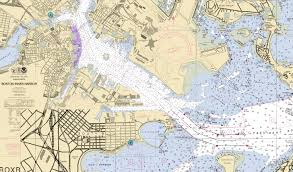 Map Of Boston Harbor by A Summer At Massport Risd Maharam Fellows