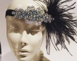 gatsby headband gatsby headband etsy