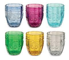 set bicchieri villa d este home tivoli syrah set bicchieri acqua vetro