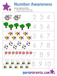 ideas of identifying numbers worksheets on summary shishita