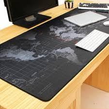 Map Pad World Map Mouse Pad Lyst U0026 Co