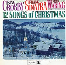 mp3 download 12 songs of christmas with bing crosby frank