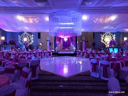 weddings in atlanta glossy floor wrap indian dj for weddings indian dj