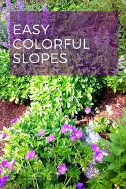 Landscaping Ideas For Slopes Landscaping Steep Slopes Hillside Landscapes