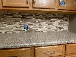 How To Do A Kitchen Backsplash Tile Stunning Installing Tile Backsplash In Kitchen Ideas Home
