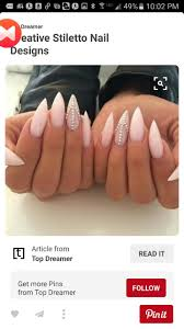best 25 diseños de uñas puntiagudas ideas on pinterest uñas