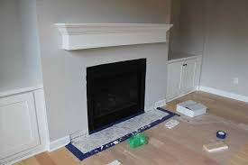 marble subway tile fireplace surround wpyninfo
