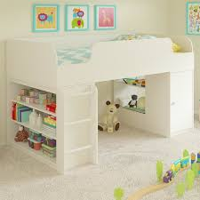 Viv Rae June Twin Panel Bed With Toy Box And Bookcase U0026 Reviews