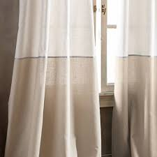 Curtain Band Dkny Color Band Grommet Top Window Curtain Panel Bed Bath U0026 Beyond